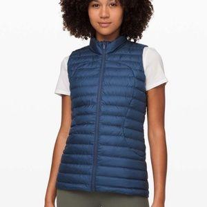NWT lululemon Pack it Down Vest